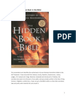 Hidden Book in the Bible ~ review