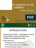 7. Marilyn Headley Community Forestry in the Caribbean