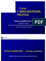 Curso Analisis y marketing político