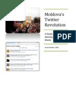 Moldova Twitter Revolution