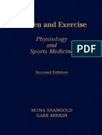 Women and Exercise Physiology and Sport Medicine