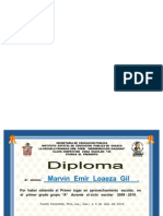 DIPLOMAS FIN DE CURSO