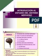 Tema 1. Introducción al estudio del Sistema Nervioso