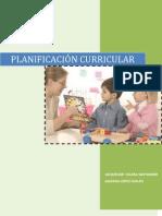 PLANIFICACIÓN CURRICULAR - Jacqueline Yanina Valera Santander