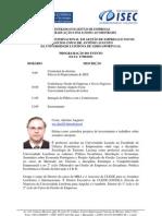 _PROGRAMAÇÃO conferrência internacional de gestão de empresas e novos negócios