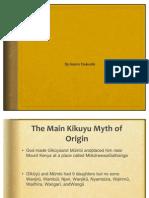 Kikuyu Myths
