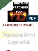 Segurança da Internet - Uma Apresentação para Papás