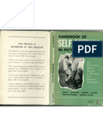 Handbook of Self Defense In Pictures And Text - LT. Commander John Martone 1955