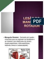 Lesao Do Manguito Rotador