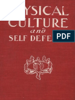 """Physical Culture and Self Defence - Robert """"Bob"""" Fitzsimmons 1901"""