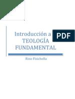 Rino Fisichella, Teología Fundamental