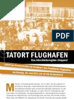 Tatort Flughafen