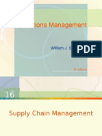 Chap016 - Supply Chain Management