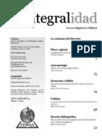 Revistas INTEGRALIDAD del CEMAA 2011 - Ed.9 Año2