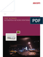 Tems Automatic 8.2 Brochure