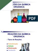 Reacoes Da Quimica Organica