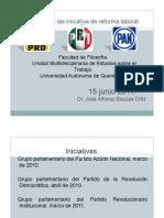 Taller Reforma Laboral Dr. Bouzas