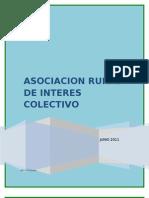 Asociacion Rural de Interes Colectivo - Copia