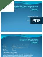Strategic Marketing Management-Syllabus