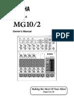 MG10 2E Yamaha Board