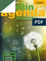 Boletin de la Sostenibilidad 2011