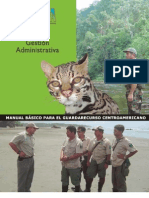 Manual Básico para el Guarda recursos centroaméricano. V5