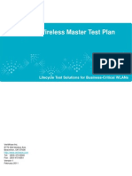 Enterprise Master Test Plan