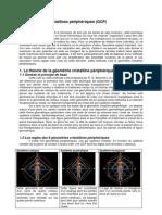 Géométries cristallines périphériques (GCP)