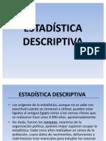 Estadistica Descriptiva