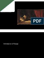 Rembrandt. Observación e Intimidad