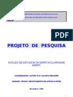 NESP - projeto