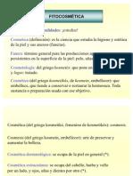 Fitocosmética