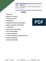 Fornecimento em Tensão Secundária de Distribuição - Ramal subterraneo