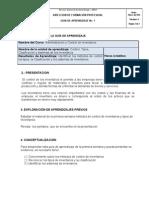 Guia de Aprendizaje No 1 Admon y Control de Inventarios