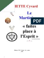 Du Martin is Me Du Martiniste
