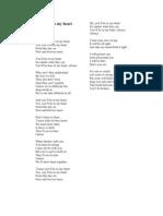 lirik inggris