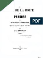 Fond de La Boite de Pandore La Figure Du Baphomet Chretien