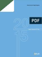 Qatar's National ICT Plan 2015