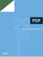 الاستراتيجية الوطنية للاتصالات وتكنولوجيا المعلومات 2015