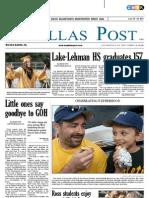 The Dallas Post 06-19-2011