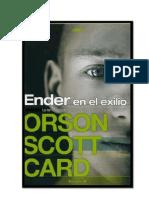 Card, Orson Scott - [Ender 09] - Ender en El Exilio