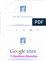 Manual Google Site