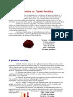 Historia Da Tabela Periodica