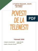 Povesti de La Telenesti
