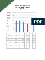 Grafik Pws Cakupan k1,k4,nakes,n2