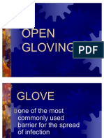 Open Gloving