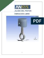 Analisis Del Piston