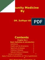 Community Medicine Lectures 1