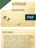 Materiais-Madeira