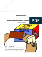 UK Masters Dissertation DCAF DeVries P2